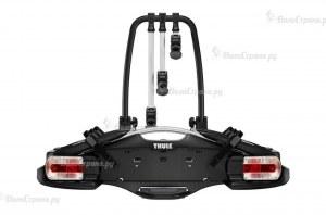 Багажники на 4 велосипеда на фаркоп автомобиля Thule VeloCompact 7pin 3вел. 927