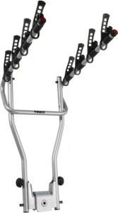 THULE [9708] HangOn 4 (Велокрепление на фаркоп для 4-х велосипедов) Прочие автопринадлежности