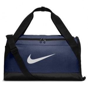 b89e7c1c Сумка спортивная Nike Brasilia мини для тренировок синяя BA5335-410