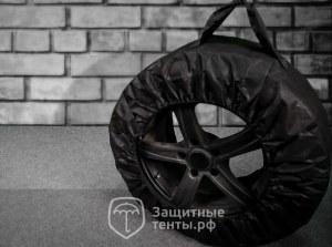 Чехлы-ленты для хранения шин, эконом, 4шт, для ВАЗ / Lada 4x4 Урбан