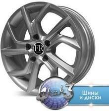 Колесный диск Replica FR Nissan Juke R16 / 6.5J PCD 5x114.3 ET 40 ЦО 66.1