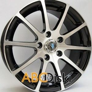 Колесные диски Techline 1603 bd R16 Venti 5*114,3 et45 R16*6,5 d60,1 Toyota