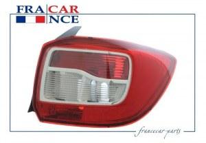 Фонарь задний r renault logan ii l8 2020- francecar fcr210540 Francecar арт. FCR210540