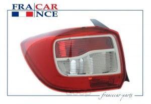 Фонарь задний l renault logan ii l8 2020- francecar fcr210539 Francecar арт. FCR210539