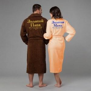 51e71cf8ca4f Мужской халат с вышивкой именной в Стерлитамаке (1500 товаров) 🥇