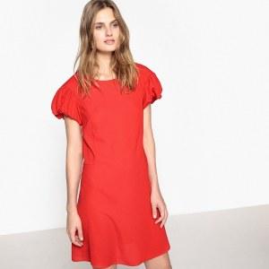 6c0e8ed8887 Платье La Redoute Прямое с оригинальными рукавами