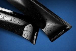 Дефлектор окон (накладной скотч 3М) (2 шт.) ваз 21213 1993-/21214