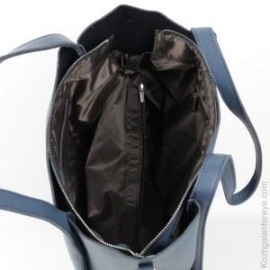 ac3341b1abe0 Женская кожаная сумка 1811 Электрик Блу
