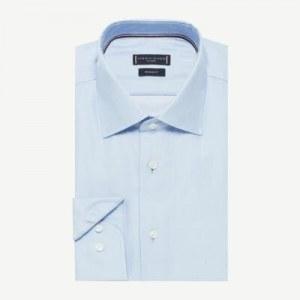 2922c9ac351 Рубашка с отложным воротником - Синий - Tommy Hilfiger - 42R - Мужчины