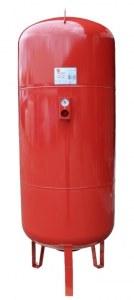 59dfe4e7 Мембранный расширительный бак Wester WRV 10000 для отопления вертикальный  напольный