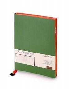 d73d56979 Bruno visconti Ежедневник недатированный Mercury, А5, в слив-боксе,  оранжевый обрез,
