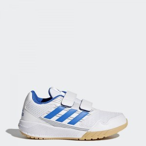 75b8c5c9 Кроссовки AltaRun adidas Performance ftwr white / blue / mid grey s14