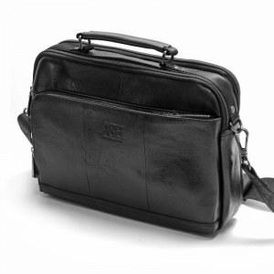 8ecc9b15f48f Кожаный портфель A&H 170477 Black. Кожаный портфель A&H 170477 Black.  Доставка: Екатеринбург