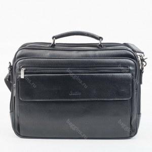 f9e994cc5c0b Сумка-портфель мужская Cantlor 1734-01 чёрная