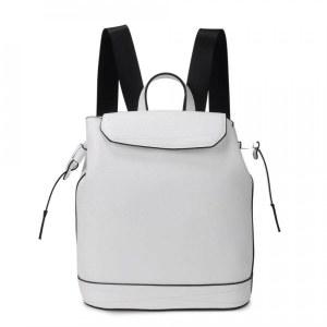 35b40aac0d06 Женский рюкзак из экокожи, цвет белый (арт. DS-920/1)