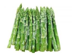 спаржа зеленая замороженная