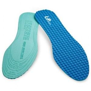 257bada09 LP Support Спортивные стельки LP Air Massage Insoles 2 шт 1SIZE Синий