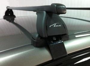 Багажник на крышу на Nissan Note E11 [рестайлинг] (2009-2020); Nissan Note E11 (2005-2009)