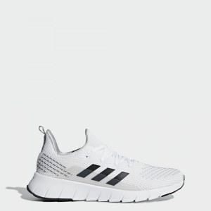 82e40fb8 Кроссовки для бега Asweego adidas Performance ftwr white / core black /  grey three f17