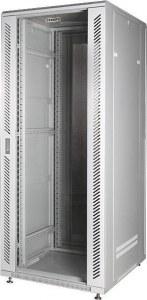 Шкаф телекоммуникационный серверный напольный 19 47U 800x1000x2250 мм стеклянная дверь GYDERS GDR-478010G