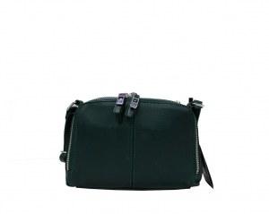 965c91c4a44c Женская кожаная сумка Giorgio Ferretti 2018010s Q33 green GF