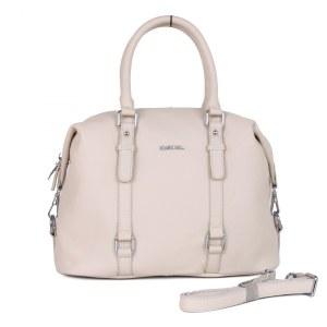 c5a89d26f131 Женская кожаная сумка Giorgio Ferretti 2017198 Q2 beige GF