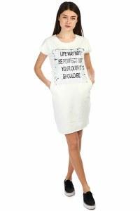 697f5ccda04 Женское летнее платье A PASSION PLAY 191trwh-0032-0301 Beige