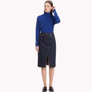 5309b7d37d0 Джинсовая юбка-карандаш - Деним - Tommy Hilfiger - EU36 - Мужчины