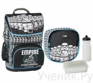 1f2797bba19a Школьный рюкзак LEGO модель Optimo School Bag STAR WARS Stormtroopers