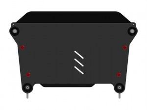 Защита картера и КПП Шериф для Great Wall Hover H6 1 поколение [2020-...] (H6 1,5Т МТ)