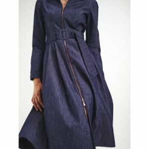 311a94ce0e8747f Джинсовое платье Zendaya - Синий - Tommy Hilfiger - EU44 - Мужчины