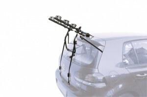 Крепление велосипеда на заднюю дверь PERUZZO Cruiser Delux (3 вел.) сталь d25мм (блистер)
