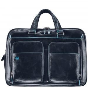 d67f6bbfc215 Мужская сумка Piquadro Blue Square (CA2765B2/BLU2) синего цвета