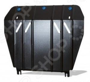 Комплект: защита картера и крепеж Novline-Autofamily Great Wall Hover H6 2020: 2,0 дизель МКПП
