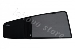 Laitovo Каркасная тонировка на задние двери LADA 21214 1G Внедорожник 3D (2001 - н.в.) Нива - без пластиковой заглушки у зеркала заднего вида