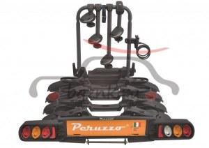 Peruzzo Pure Instinct 4 Крепление для 4-х велосипедов на прицепное устройство