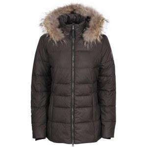 652c46eab8f Куртка женская Splav Marie пуховая темно-серый