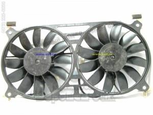 Электродвигатель охлаждения радиатора ВАЗ 21214 Нива инжектор в сборе