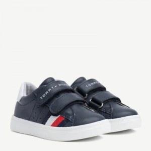 96163cb0 Детские кроссовки с текстильной застежкой - Многоцветный - Tommy Hilfiger -  EU26 - Мальчики