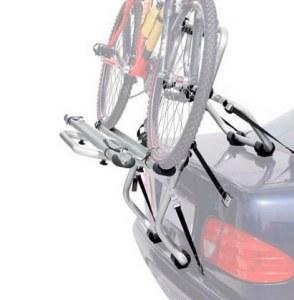 Автобагажник на заднюю дверь Peruzzo PADOVA алюм. труба D:30 мм,, для 2-х в-дов.,фиксация велосипеда