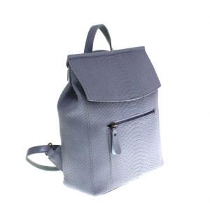 2d199de469eb Стильная женская сумка-рюкзак Аtelow_Tine из эко-кожи небесно-голубого  цвета.