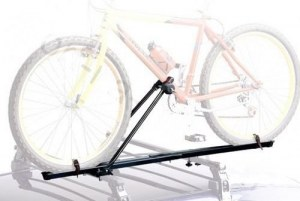 Крепление велосипеда на крышу peruzzo top bike, с замком, tuv pz 314