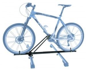 Крепление велосипеда PZ 314 (Крепление велосипеда на крышу PERUZZO Top Bike, с замком)
