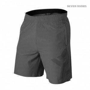 8b7f4962b233 Шорты для фитнеса Шорты Better Bodies Hamilton Shorts, Iron, размер M