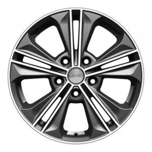 Колесные диски СКАД Hyundai Creta (KL-295) 6,0R16 5*114,3 ET43 d67,1 Алмаз [2980005]
