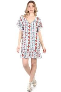 d86acca404c Женское летнее платье MMD0045S MULTI WHT