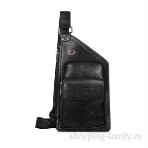 b30fb2cc7f0d Мужская сумка Jeep Buluo, черная