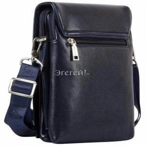 705f7e60d717 Мужская сумка L-17-3 (синий) Alberto Felini