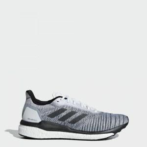 41c7efa1 Кроссовки для бега Solar Drive adidas Performance Grey / Core Black / Grey  Three