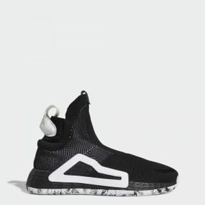dfe6bb82 Баскетбольные кроссовки N3xt L3v3l adidas Performance Core Black / Ftwr  White / Core Black